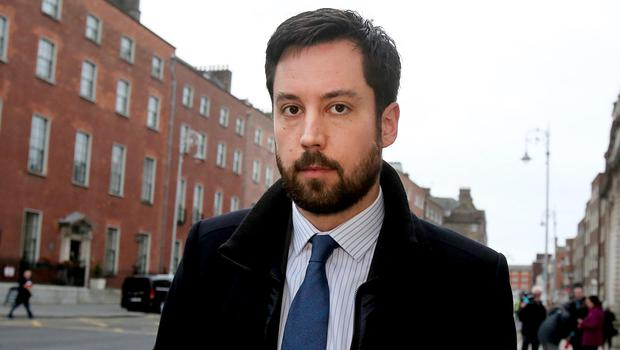 Minister of State for Financial Services Eoghan Murphy's complaints over inward investment were dismissed. Photo: Tom Burke