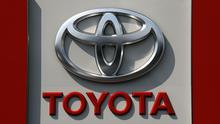 Double points: Toyota will reward drivers that use the safety app