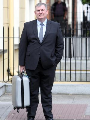 Kevin Cardiff ran the banking division at the Department of Finance for much of the crisis