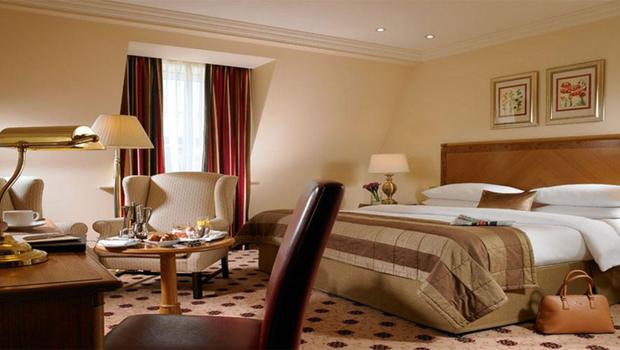 The hotel comprises 143 guest bedrooms and full facilities