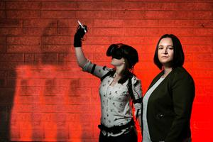 The Waterford-based company develops virtual reality (VR) training and education products that make it easier to collaborate on tasks remotely, create content and learn