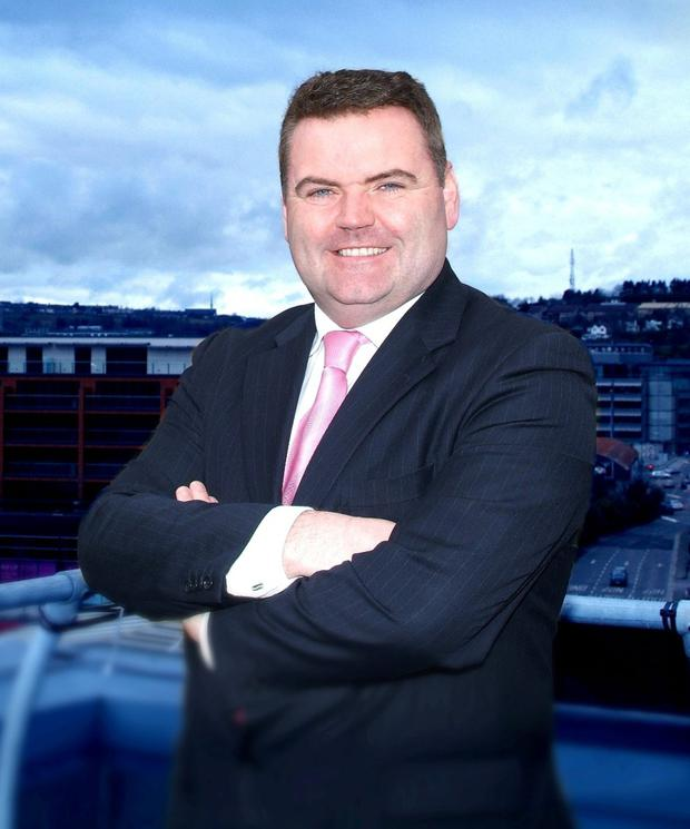 Amarenco chief executive John Mullins is raising up to €200m for French projects