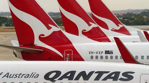 Lift-off: Australian airline Qantas is to test direct flights from New York and London to Sydney this autumn