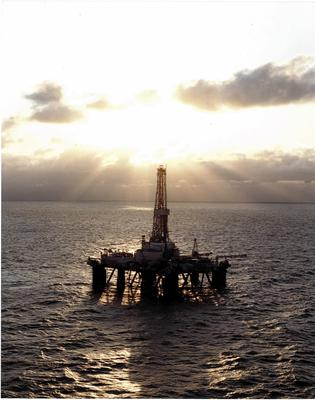 Heritage: The Corrib gas field lies off the coast of Co Mayo