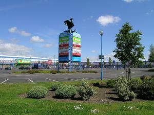 Site: The Royal Liver Assurance Retail Park on the Old Naas Road, Dublin 12