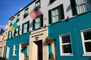 The Cill Aodain Court Hotel in Kiltimagh, Co Mayo