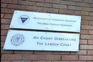 Appeal: The case was heard at the Labour Court