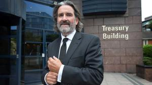 An Bord Pleanála has refused permission for MrRonan's planned €2.5m office extension.