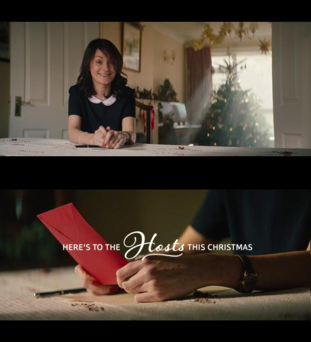 Tesco's Christmas campaign launches this week