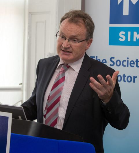 Boost: Economist Jim Power said 9,000 jobs may stem from high-speed hubs