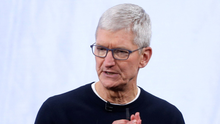 Apple CEO Tim Cook – his firm says it is here for the people, not the tax