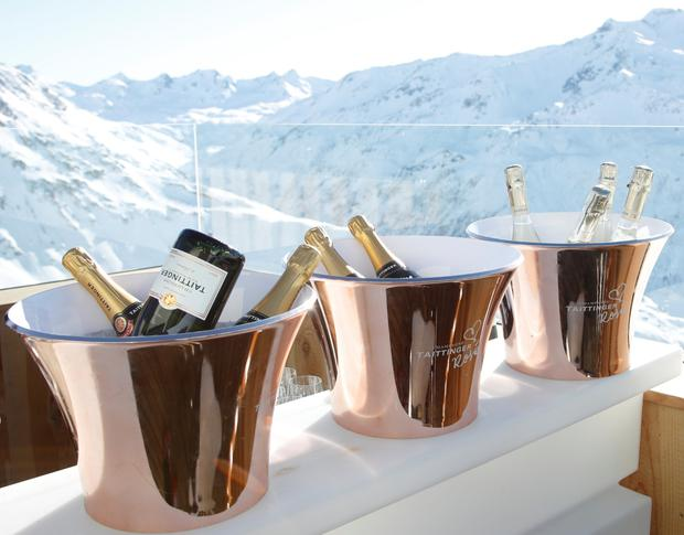 Sales go flat: Consumer demand for champagne and sparkling wines dropped by 11.3pc during December