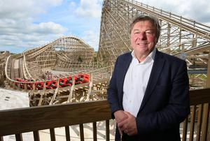 Attractions: Tayto Park owner Raymond Coyle says the park can survive with help from Government