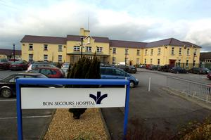 The Bon Secours hospital in Tralee, Co Kerry. Photo: Domnick Walsh