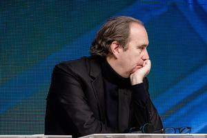 French billionaire Xavier Niel has witnessed a mixed financial performance since taking control of communications company Eir. Photo: Bloomberg Finance