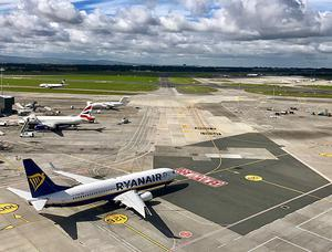 Key facility: The IAA is concerned the move could affect traffic at Dublin Airport