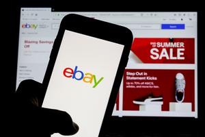 U-turn: eBay decided to keep a  stake in the business to retain customers