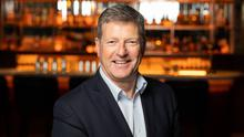 Confident: Irish Distillers CEO Conor McQuaid is targeting further expansion
