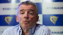 Offer: Ryanair CEO Michael O'Leary has pledged support to EU authorities
