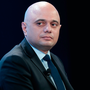Deal hopes: UK chancellor Sajid Javid discussed EU trade during a panel session at the World Economic Forum in Davos. Photo: Bloomberg