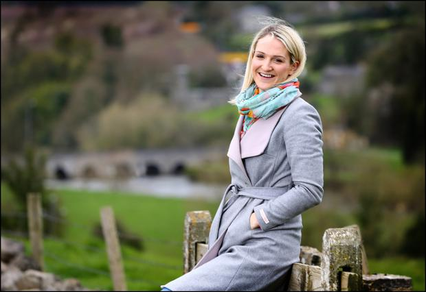 Passing the baton: Helen McEntee took over as Meath East TD in 2013. Photo: Dave Conachy