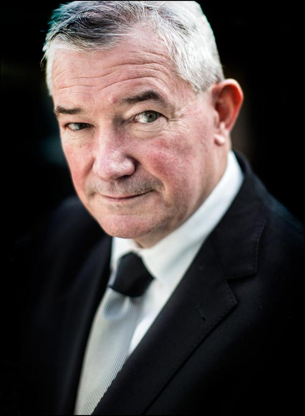 Bank of Ireland's Richie Boucher. Photo: David Conachy