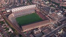 Losses: Haughton and Young Ltd had worked on high-profile schemes such as Croke Park