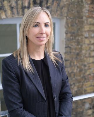 Data: Commissioner Helen Dixon who has overseen a rise in staff numbers and investigations