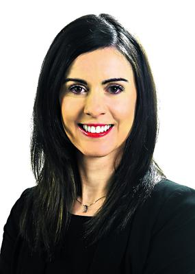 Fiona Toner, new global brand manager