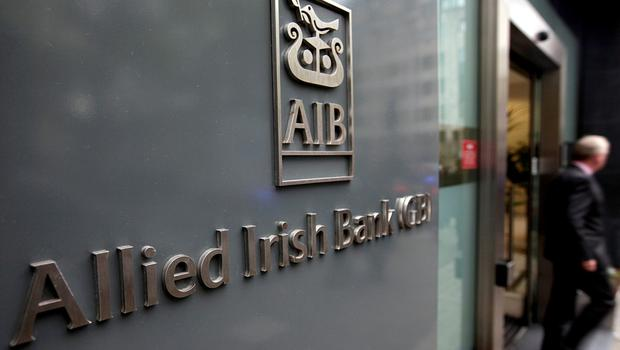 AIB remains a niche player in the UK with just 1pc of the market. Stock image