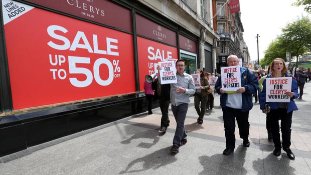 While it is hard not to sympathise with the fate of the 130 Clerys workers and the 330 staff from the 49 retail concessions, last week's dramatic events were the culmination of a decades-long decline