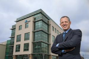 Wim Verbraeken, Chief Executive of KBC Bank Ireland