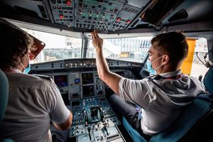A study of 1,059 aviation professionals highlighted coping strategies