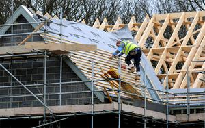 A VAT cut for construction now looks on the cards