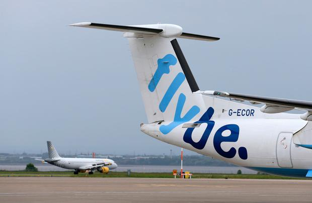 Talks: Concerns have been raised over the future of regional airline Flybe