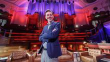 An episode of The Late Late Show was recently recorded at Central Hall in Westminster. Photo: Andres Poveda