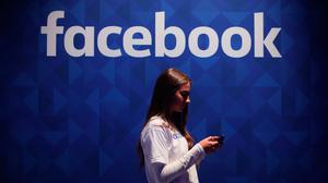 New revolution: Facebook is threatening to swallow up more firms with a China-inspired pivot which combines its messaging with an array of services, including purchases and payments. Photo: PA