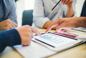 In particular, we have seen strong demand for the Covid-19 Business Financial Planning Grant. This new support, which is 100pc grant-aided, is worth up to €5,000 to allow companies to engage the services of an approved financial consultant (stock photo)