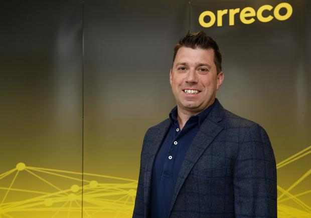 Brian Moore, CEO of Orreco, says the support he received from Enterprise Ireland was 'amazing'. Photo: Andrew Downes/Xposure
