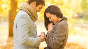 Wedded bliss means better insurance deals too. (stock image)
