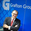 Grafton Group is headed up by chief executive Gavin Slark. The company's UK performance in the closing stages of 2019 was hampered by Brexit-related uncertainty. Photo: El Keegan