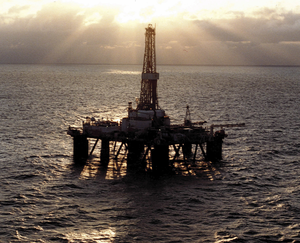 The Corrib gas field