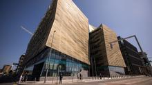 The Central Bank in Dublin