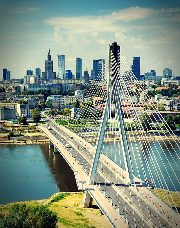 Warsaw is seeing a surge in residential property demand