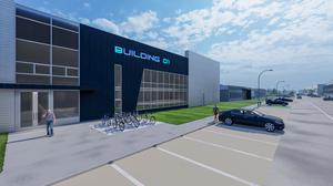 Known as Building 1 Block L, it forms part of the Blocks K&L development which extends to 148,000 sq ft of modern high grade logistics and technology manufacturing space
