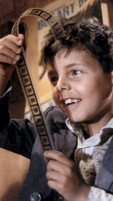 CINEMA PARADISO: There's nothing like home cinema, no matter how primitive your set-up