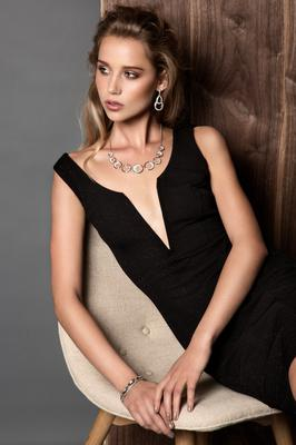 Analysts believe the US market may be responsive to Primark's low-cost fashion, such as this black dress from Penneys