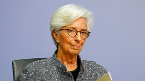 "ECB president Christine Lagarde got off on the wrong foot a couple of weeks back when she said: ""I don't think anybody should expect any central bank to be the line of first response""."