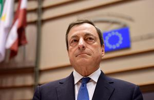 Mario Draghi: confident of Eurozone recovery