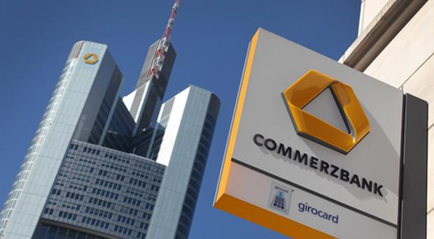 Commerzbank is Germany's second largest bank. Photo: Getty Images